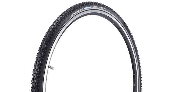 "SCHWALBE Smart Sam Performance 28"" Dual Draht black-reflex"